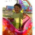 Kenan sur les manèges - 21-07-2007