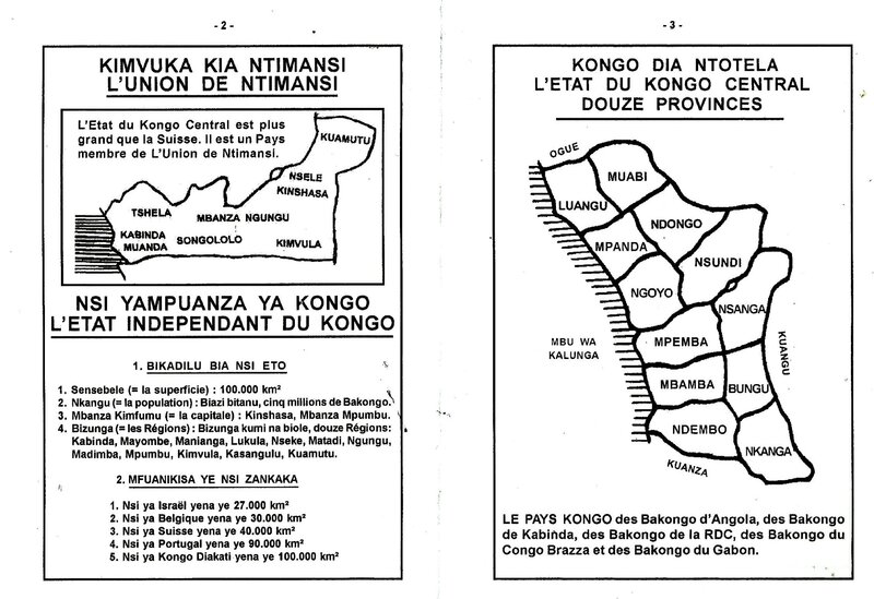IL FAUT UN FORUM DE VERITE ET RECONCILIATION AU KONGO BRAZZAVILLE b