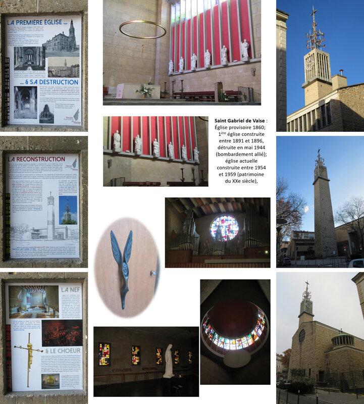 Vaise - St Gabriel
