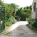 Portail du Jardin des plantes d'or - 41120 CORMERAY