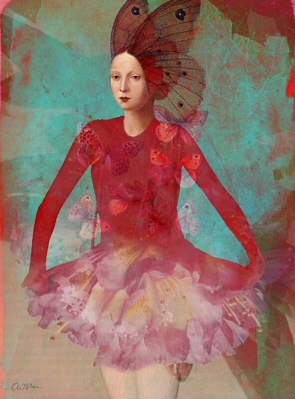 Catrin Welz-Stein - German Surrealist Graphic Designer - Tutt'Art@ (23)