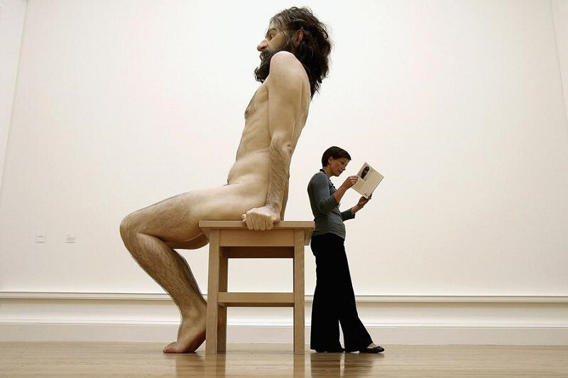 Ron Mueck 28