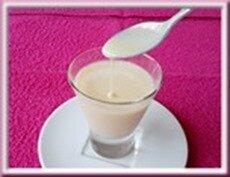 lait concentré sucré au thermomix