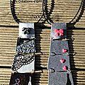 Cravates bijoux la suite