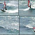 Entraînement windsurf ! ...