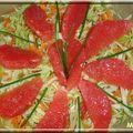Salade croquante de chou pointu
