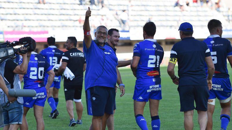 Urios, maître du rugby d'école du CO