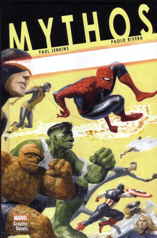 graphic novel mythos