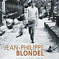 Un hiver à paris- jean-philippe blondel