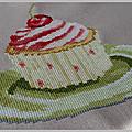 Cupcake cerise2