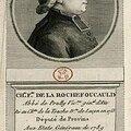 De la rochefoucauld-bayers charles-françois