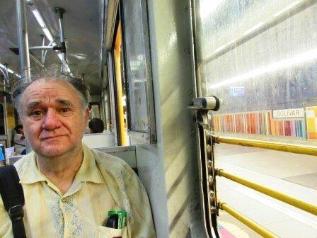 Dans le métro Buenos Aires