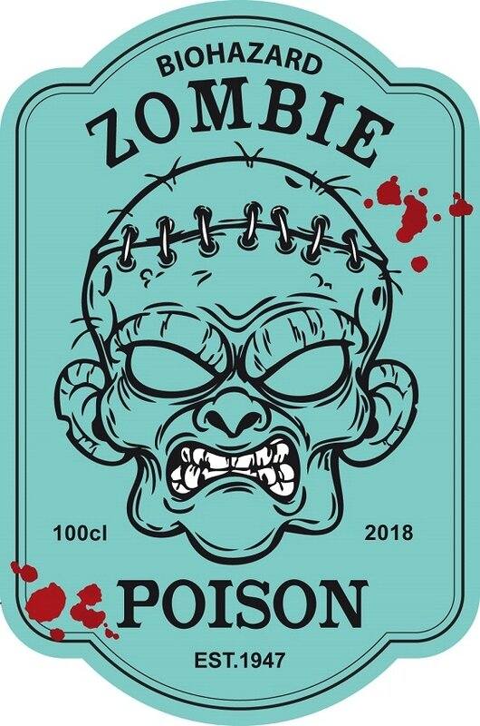 label zombie poison
