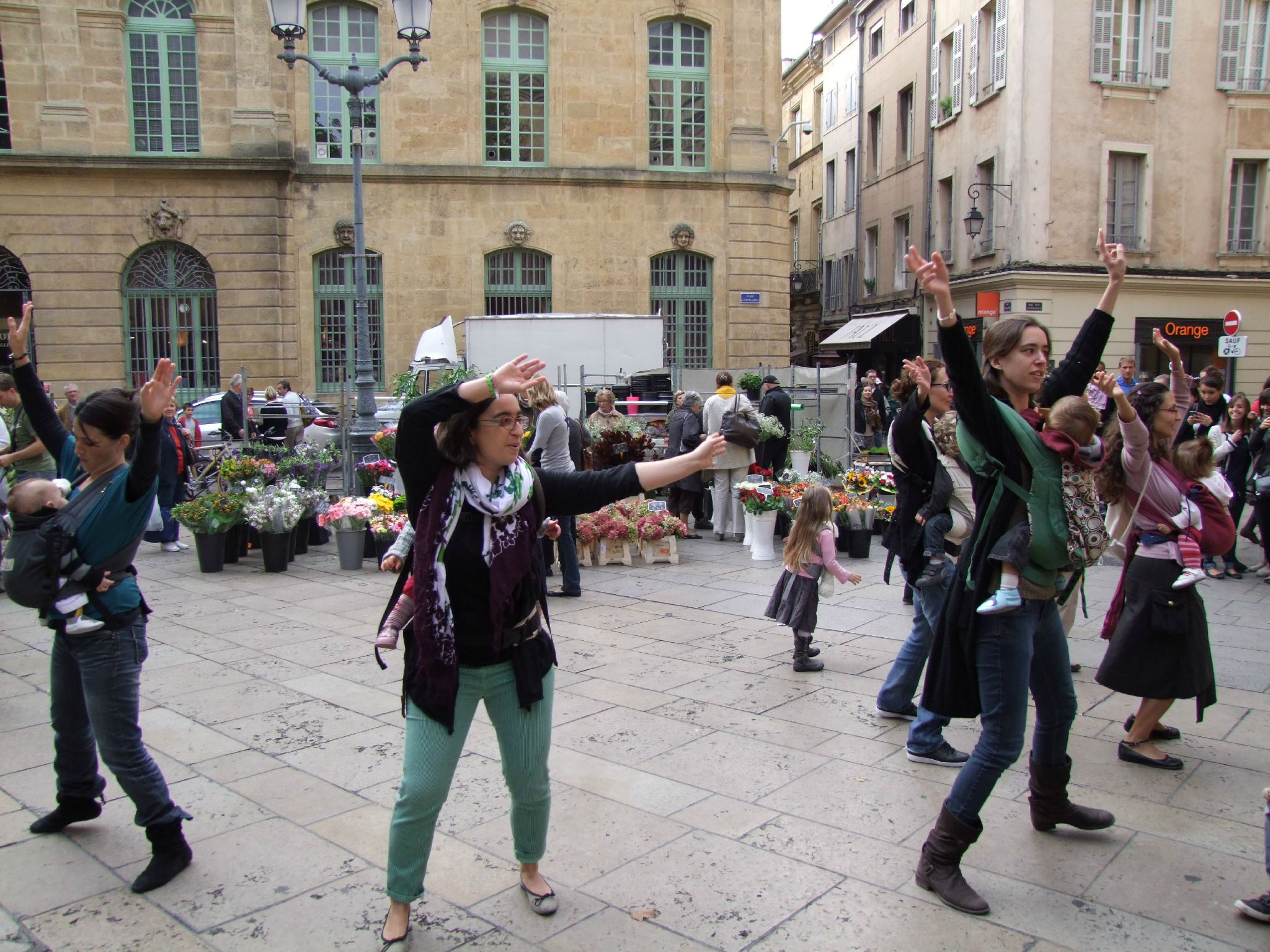 flash mob 2012 3