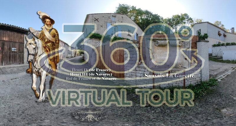 Visite Virtuelle Marais Poitevin - Henri IV (de France) Henri III (de Navarre) Roi de France et de Navarre
