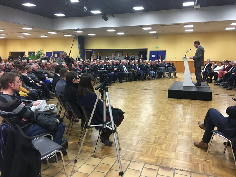 cérémonie_voeux_Avranches_2019_David Nicolas_maire