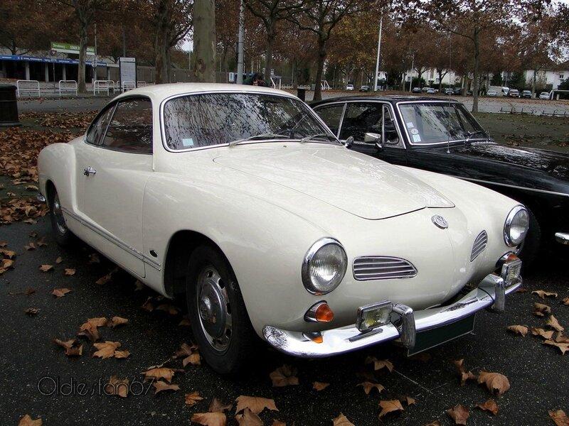 volkswagen type 14 1600 karmann ghia coupe 1955 1970 a