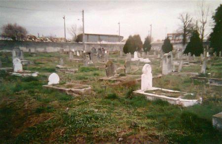 cimetière Bobigny en 1998