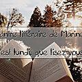 C'est lundi, que lisez-vous ? ~ 272