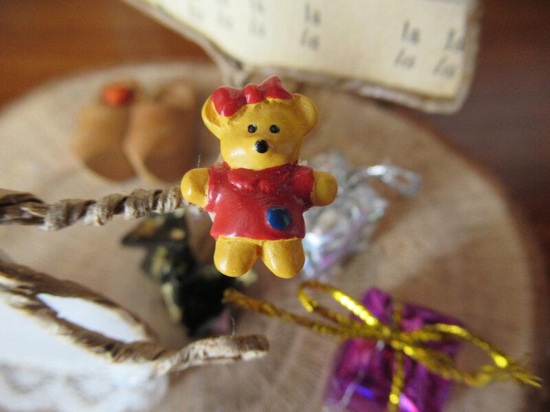 Nounours de Noël