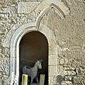 niche extérieure