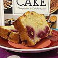 Des moments à partager, cake citron framboises