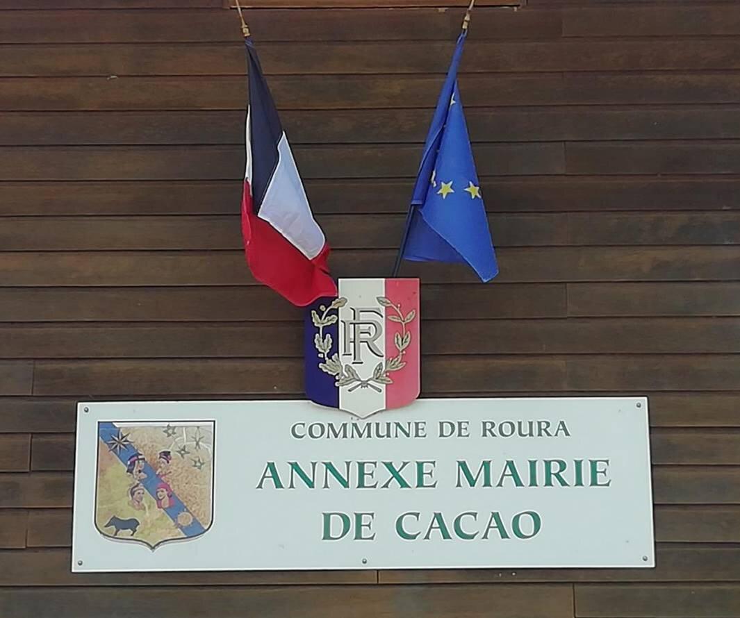 Mairie de Cacao 2018 08 19