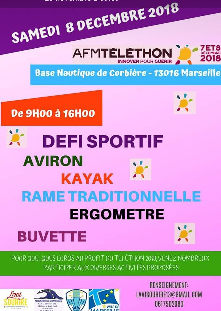 RAME TRADITIONNELLE - TELETHON 2018