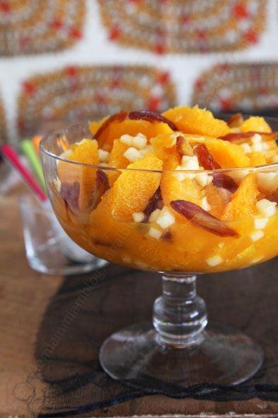 salade orange datte pomme granny 0002 LE MIAM MIAM BLOG