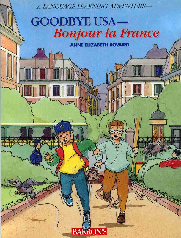 GOOD BYE USA, BONJOUR LA FRANCE