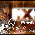 Logo MXK version micro et fond or