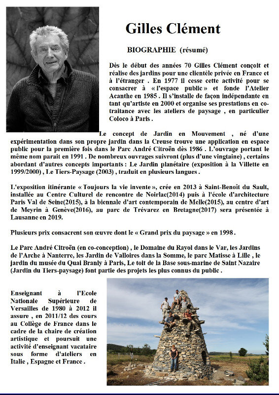 Gilles Clement