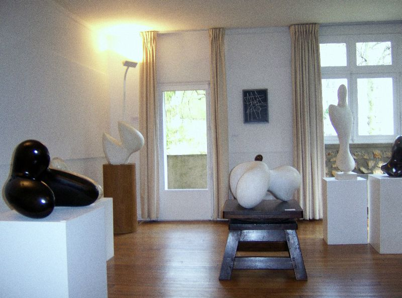 visite à la maison-atelier de jean arp à meudon