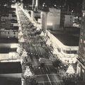 Hollywood Boulevard années 50