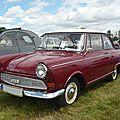 DKW Junior de Luxe berline 1962 Eutingen im Gau (1)