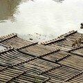 Barques des villageois
