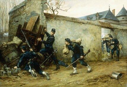 Berne-Bellecour, une attaque surprise (1888)