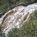 Verdon : rue de l'eau - cascades et grottes st maurin