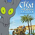 Le chat du rabbin (film)