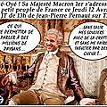 Macron invité du jt de pernaut sur tf1 le jeudi 12 avril