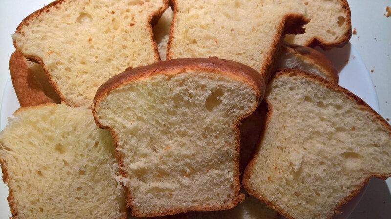 Brioche au beurre 6