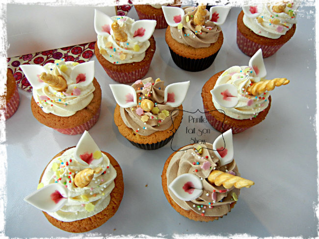 cupcakes licorne prunillefee 4