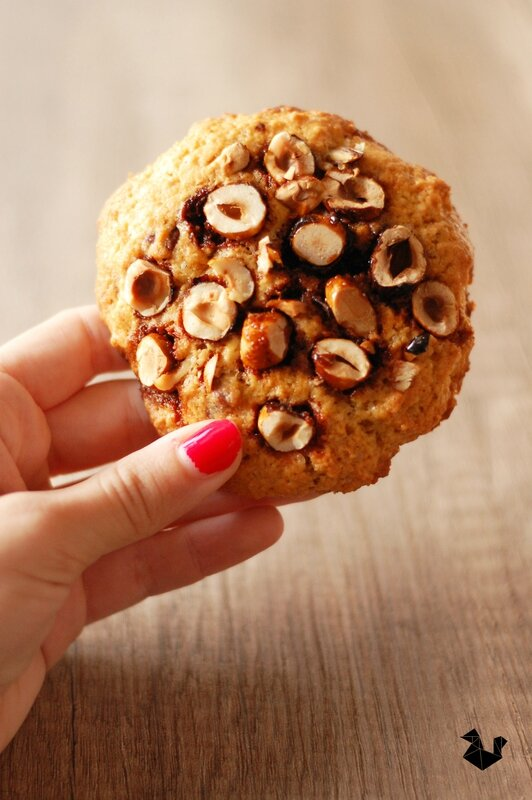cookie tout noisette