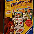 [jeux] qui mange quoi? - ravensburger