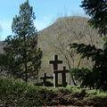 cimetière paysager du Mont-Dore