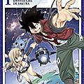 [chronique manga] edens zero, tome 1 d'hiro mashima