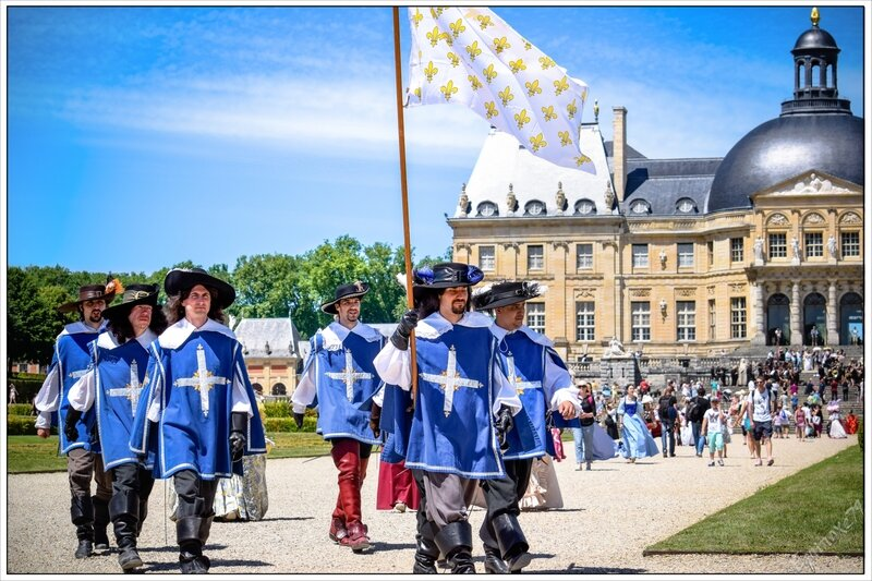 mousquetaires chateau vaux le vicomte lame en seine equinoxe79 (3)