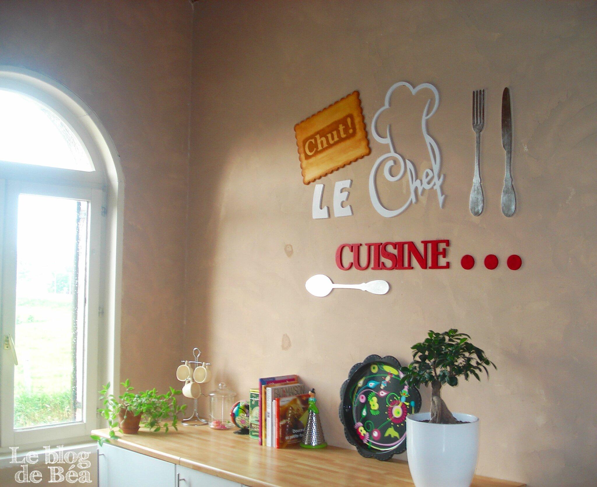 Chut Le Chef Cuisine Le Blog De Bea