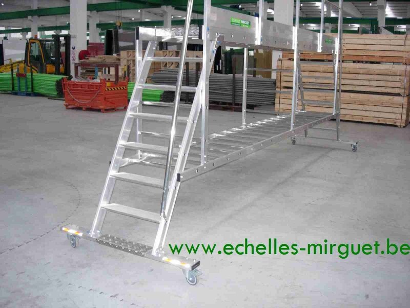 Passerelle fabrication speciale 2