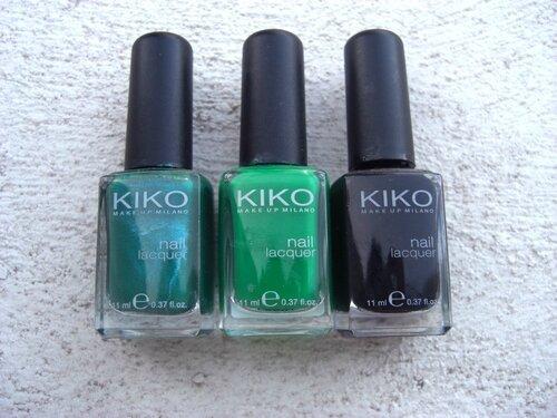 swatch tous les vernis kiko princesse affreuse vernis texture vernis paillettes (16)